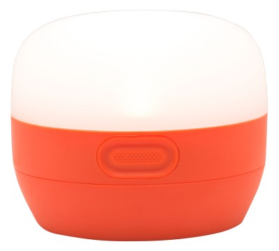 Vibrant Orange - Black Diamond Moji Lantern