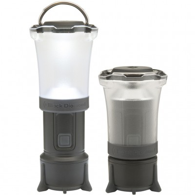 Matt Black - Black Diamond Orbit Lantern