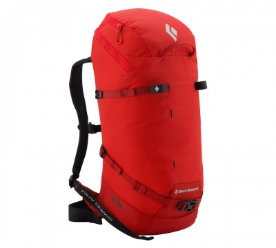 Fire Red - Black Diamond Axis 24