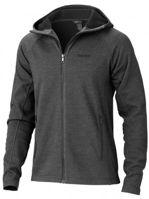 Slate Grey Heather - Marmot Gates Hoody
