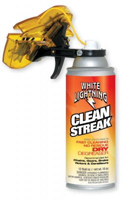 White Lightning The Trigger Chain Cleaning Kit