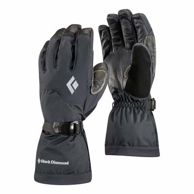 Black - Black Diamond Torrent Gloves