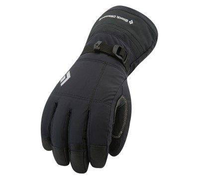 Black - Black Diamond Soloist Gloves