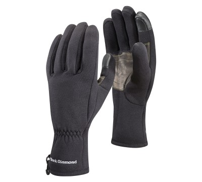 Black - Black Diamond Heavyweight Gloves