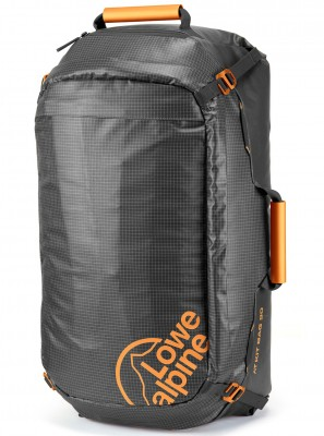 Anthracite/Amber - Lowe Alpine AT Kit Bag 90