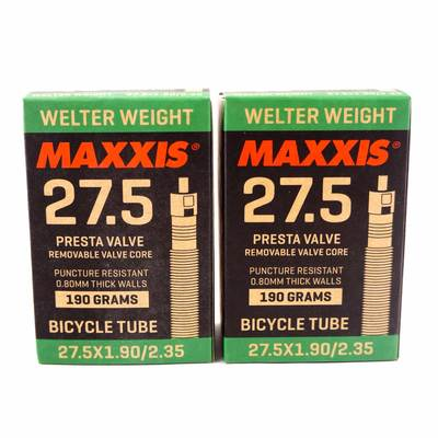 27.5 X 1.90/2.35 - Maxxis Tubo Presta Welter Weight
