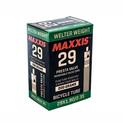 29 X 1.90/2.35 - Maxxis Tubo Presta Welter Weight