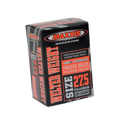 27.5X2.20/2.50 - Maxxis Tubo Presta Welter Weight
