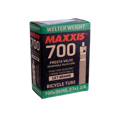700X35/45 - Maxxis Tubo Presta Welter Weight