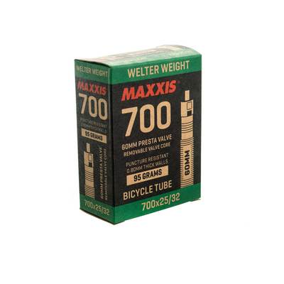 700 x 25/32 - Maxxis Tubo Presta Welter Weight