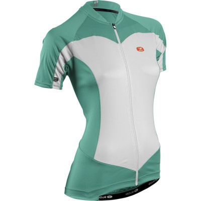 Glacier - Sugoi Evolution Jersey Wm`s