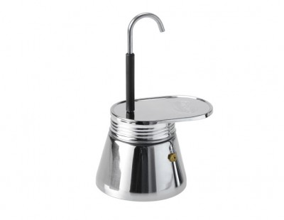 GSI 4 Cup Stainless Mini Expresso