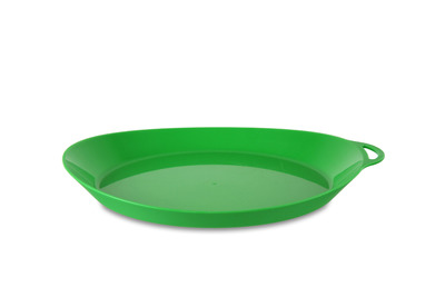 Green - Lifeventure Ellipse Plate