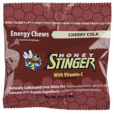Cherry Cola - Honey Stinger Energy Chews (Caffeine)