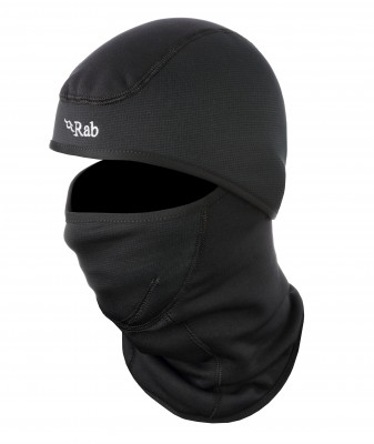 BLACK - Rab Shadow Balaclava