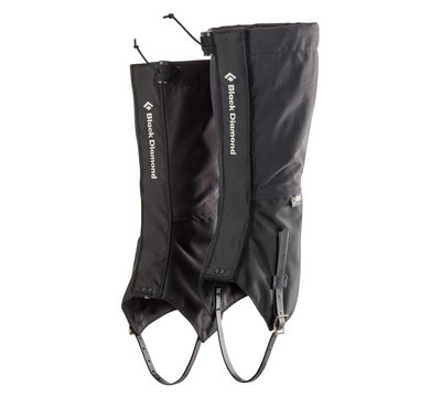 Black - Black Diamond Frontpoint Gaiters