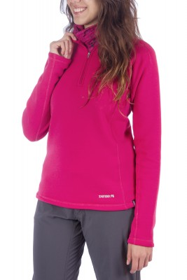 Tatoo Heavy Weight Half Zip Women