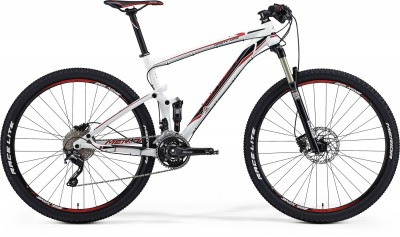 White(Black/Red) - Merida Bikes Ninety-Nine 9.600 - 2015