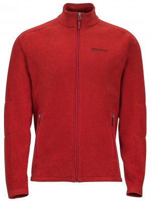 Dark Crimson - Marmot Rocklin Jacket