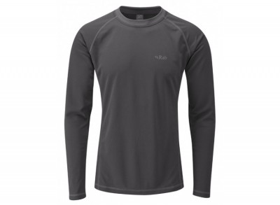 Anthracite - Rab DryFlo LS Top 120