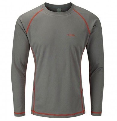 Granite - Rab DryFlo LS Top 120