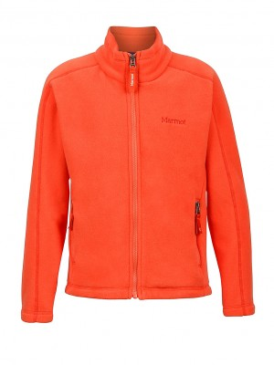 Emberglow - Marmot Girl`s Lassen Fleece