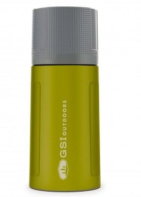 Green - GSI Glacier Stainless .5 L Vacuum Bottle