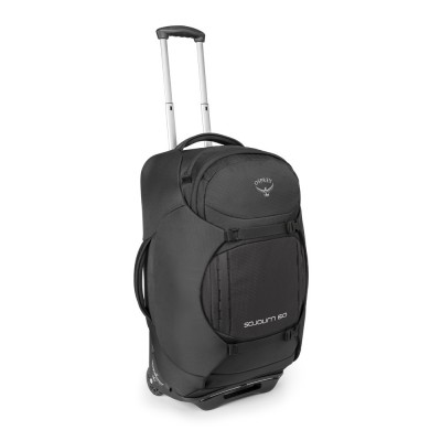 Flash Black - Osprey Sojourn 60L/25