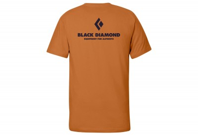 - Black Diamond M´s SS Equipmnt For Alpinist Tee
