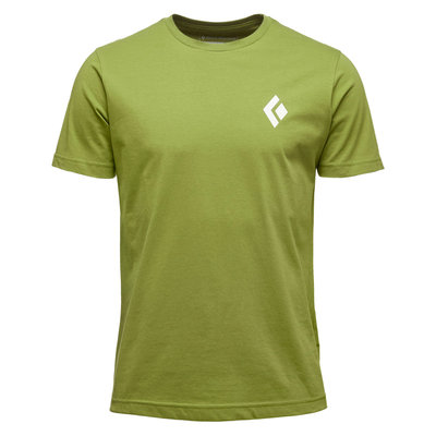 Black Diamond M´s SS Equipment For Alpinist Tee