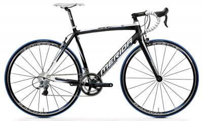 White/Black (Blue) - Merida Bikes Race Lite 905-Com 700C