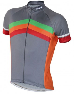 Gray - Tatoo Jersey MC Hombre Sprint