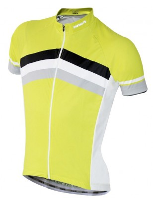 Yellow - Tatoo Jersey MC Hombre Sprint