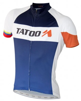 Tatoo Jersey MC Hombre Team Tatoo