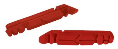 REPLACEMENT - RavX Road C Alloy Thermafoil Red Pad