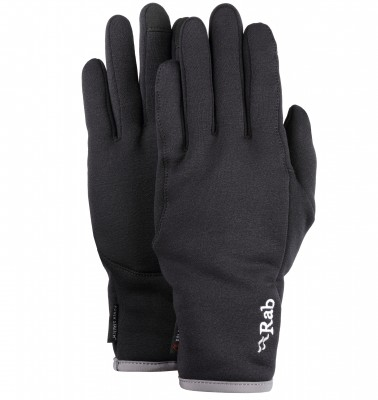Black - Rab PS Pro Contact Glove
