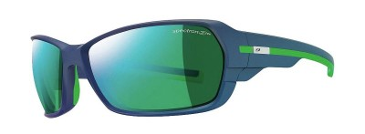 Night Blue / Green (Green Flash) - Julbo Dirt² Spectron 3 CF