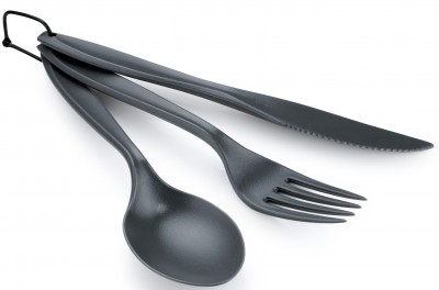 Grey - GSI 3 Pc Ring Cutlery