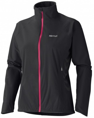 Black - Marmot Wm s Paceline Jacket