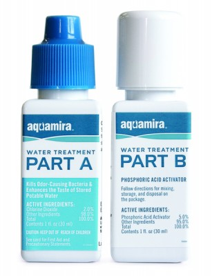 McNett Aquamira  Water Treatment Drops