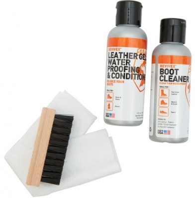 McNett ReviveX® Leather Boot Care Kit