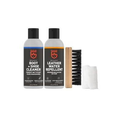 Gear Aid (McNett) ReviveX® Leather Boot Care Kit