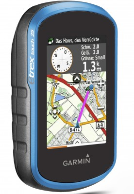 Garmin Etrex 25 Touch