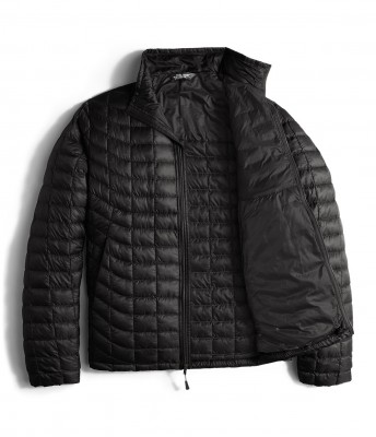 Interior - The North Face Thermoball Full Zip Jacket