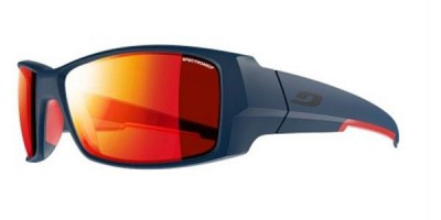 Matt Blue/ Red - Julbo Armor