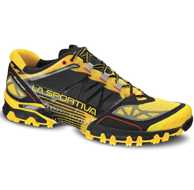 Yellow/Black - La Sportiva Bushido