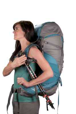 Sistema Stow-on-the-Go ™  - Osprey Viva 65