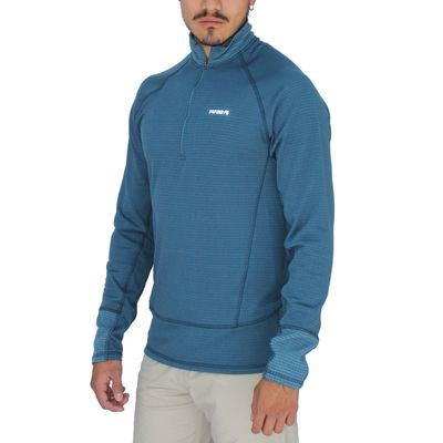 Teal - Tatoo Base Layer Discover Men
