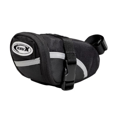 RavX MINI X SMALL BLACK SADDLE BAG