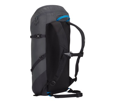 GRAPHITE - Vista Posterior - Black Diamond Speed Zip 24 Backpack